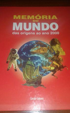 Memória do Mundo - das origens ao ano 2000