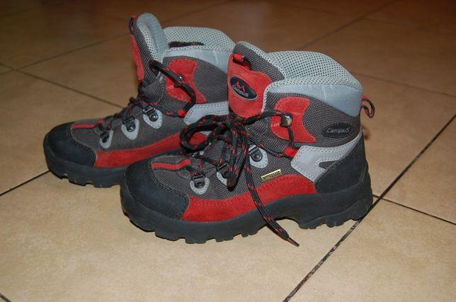 Dziewczęce buty trekingowe Campus rozmiar 33