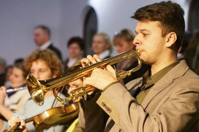 Oprawa muzyczna - TRĄBKA na ślub, pogrzeb i inne uroczystości