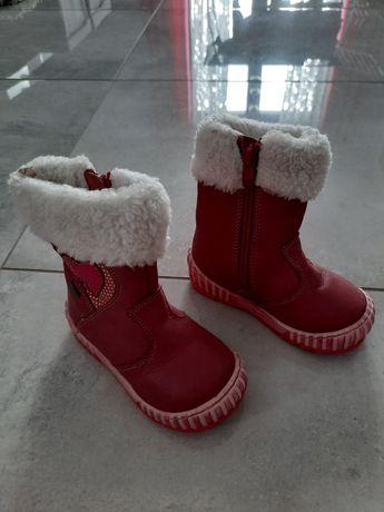 Śniegowce dla dziewczynki roz.21