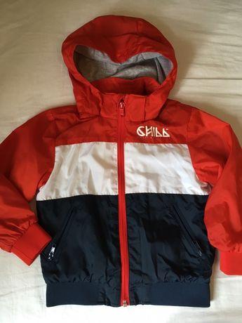 Куртка, ветровка H&M для 2-4 года, р.98-104