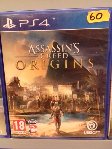 Gra Assassins Creed Origins PL na PS4 Ideał * Sklep Chorzów