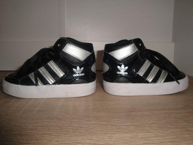 Buciki Adidas r. 20 wkładka 13 cm