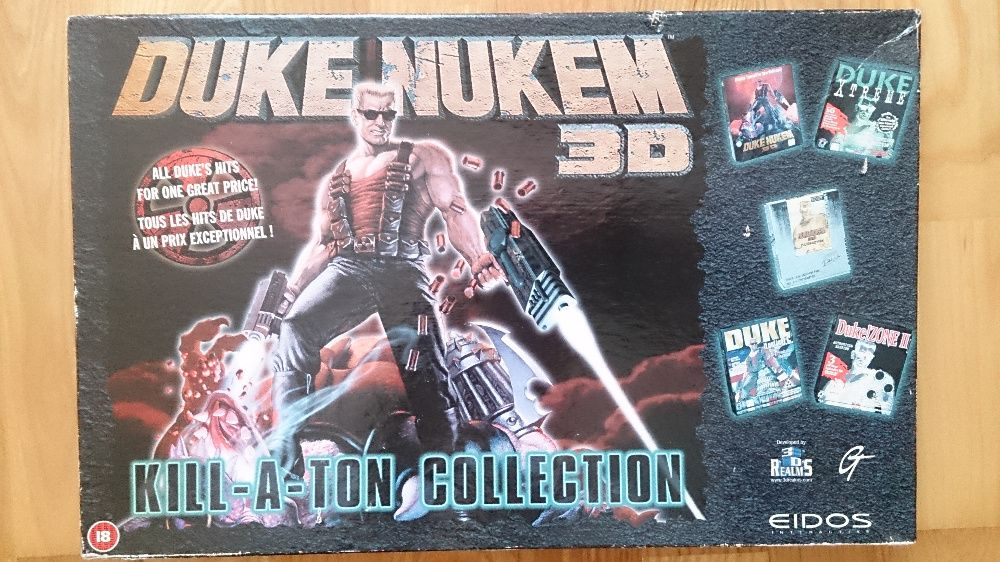 Duke Nukem 3D: Kill-A-Ton Collection - PL Mirage Piotrków Trybunalski - image 1