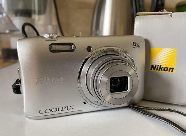 Продам фотоапарат NIKON Coolpix S3600