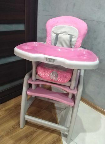 Krzesełko do karmienia.