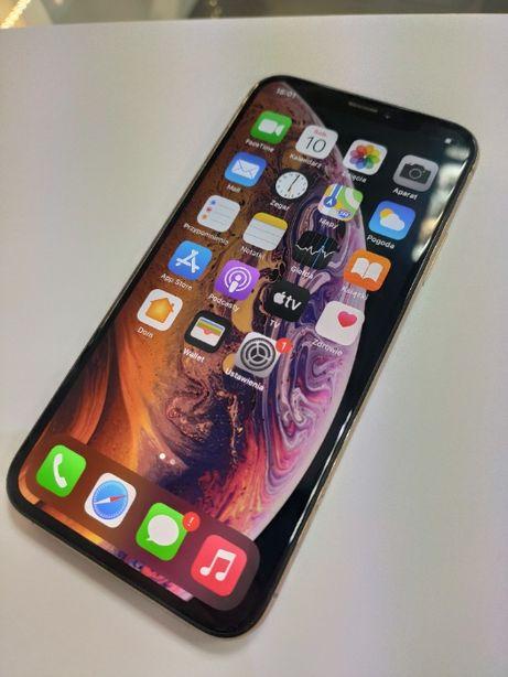 Telefon Apple iPhone XS 4 GB / 64 GB złoty