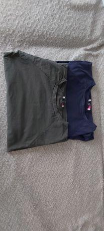 Dwie bluzki z dlugim rękawem