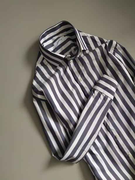 Мужская рубашка в полоску от Eton