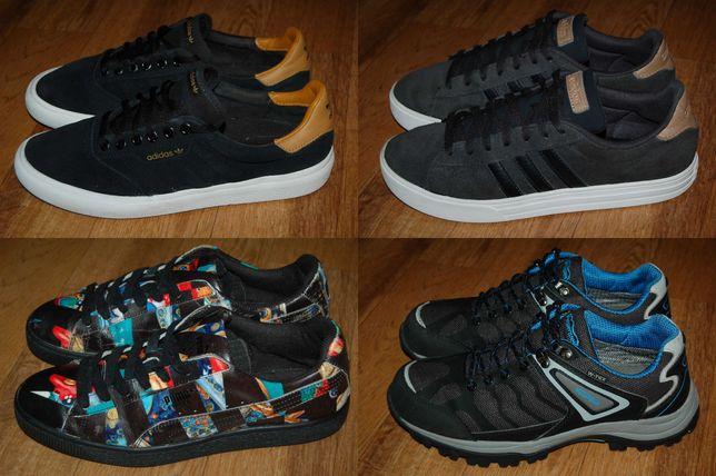 Кожаные кроссовки 41 р Adidas Puma States Swash Waissenstein Tex
