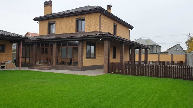 Красивый, уютный дом в Лесках