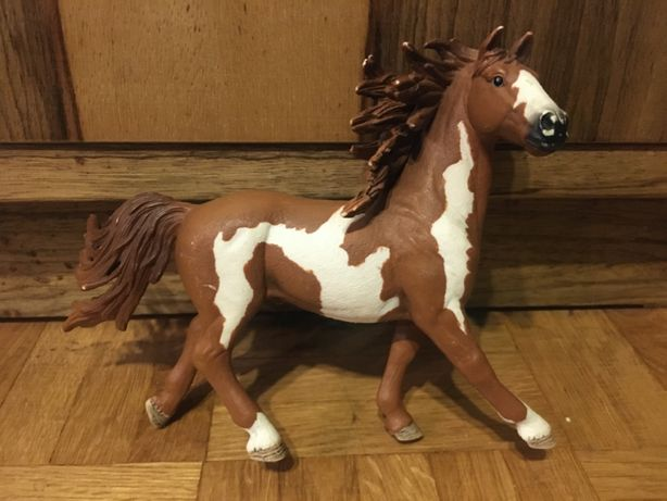 Schleich Koń Pinto 13794 ogier