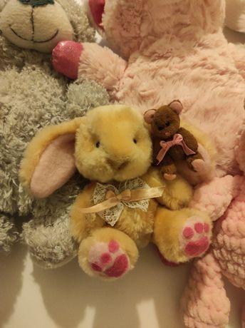 Мягкие игрушки единорог мишка