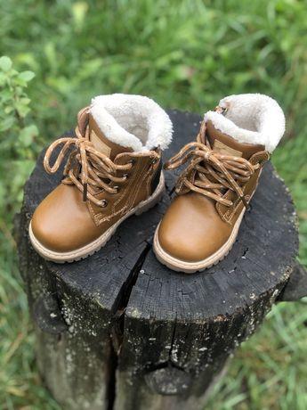 Зимние теплые ботинки Clibee p-p: 21