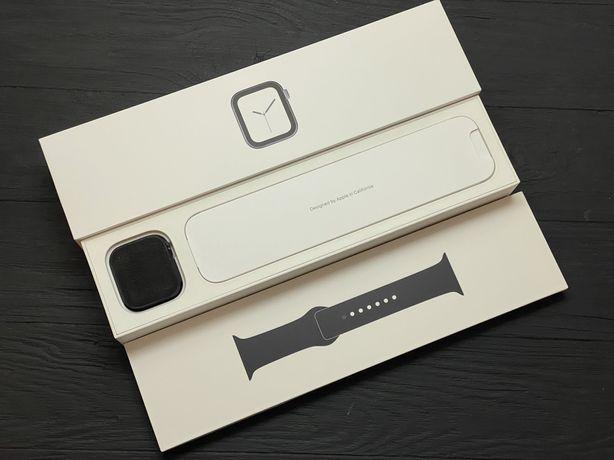 Apple Watch Series 4 44mm Stainless Steel МАГАЗИН ГАРАНТИЯ Trade-In