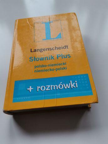 Słownik polsko-niemiecki