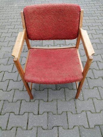 Fotel PRL Swarzędz