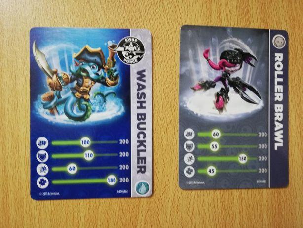 Skylanders (Figuras Swap Force)