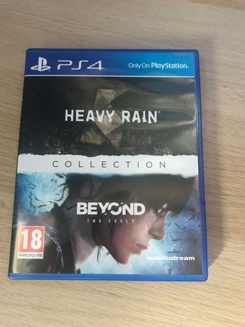 Heavy Rain Beyond Two Souls Kolekcja PS4