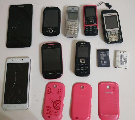 Телефоны рабочии