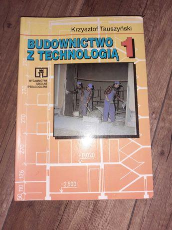 Budownictwo z technologią 1 Krzysztof Tauszyński