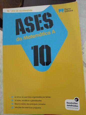 Livro de Matemática A - 10º Ano