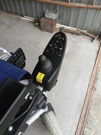 Wózek inwalidzki VERMEIREN SQUOD