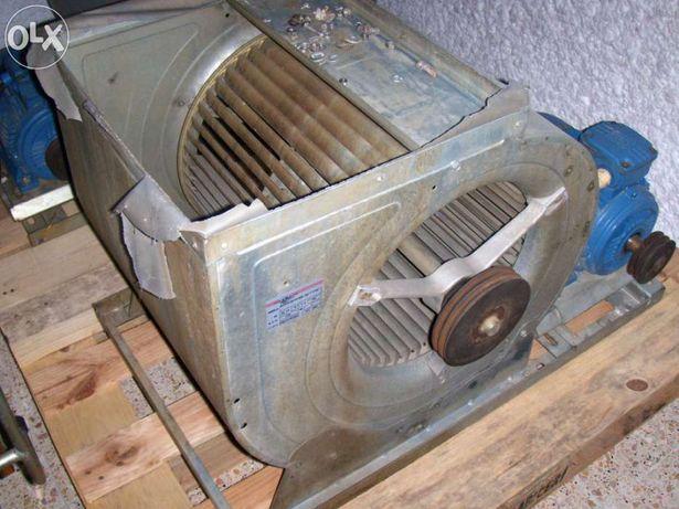 Motor de Extração, Ventilação, Extractor
