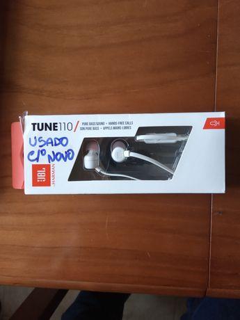 Headphones JBL Tune 110
