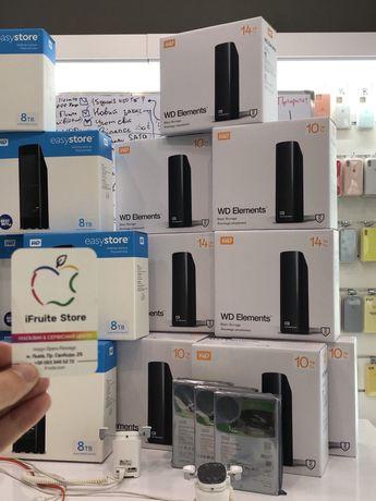 WD Elements 10TB Hard Drive/HDD/SSD/m2/Жосткий Диск