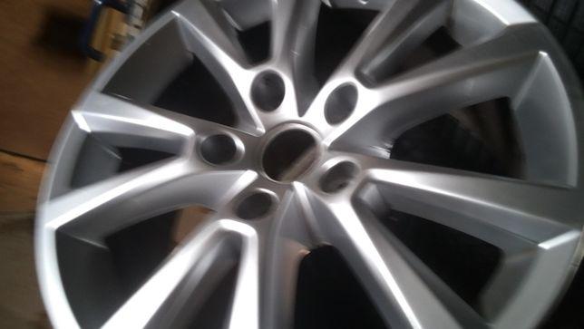 """Felga pojedyncza aluminiowa 18"""" 5x130 vw Touareg"""