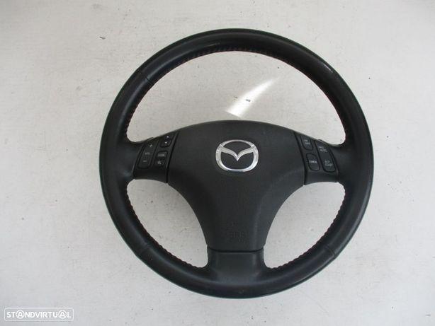 Volante em pele Mazda 6 2002 a 2007