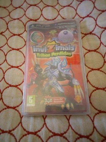 Invizimals jogo para PSP