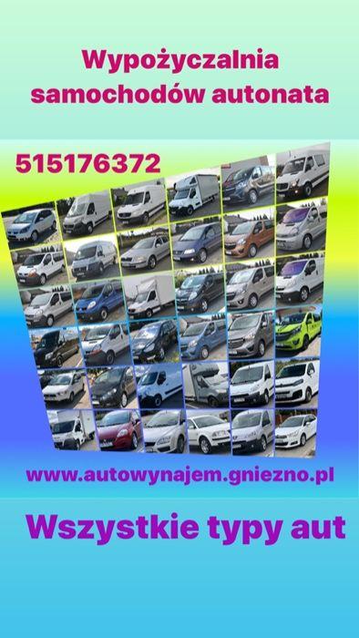 wynajem wypożyczenie samochodu wypożyczalnia busa busów aut 9 osobowe Swarzędz - image 1