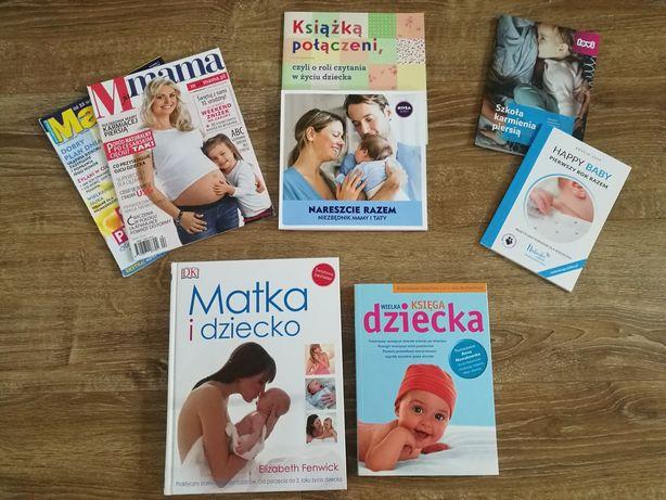 Komplet poradników dla kobiet w ciąży + gratis