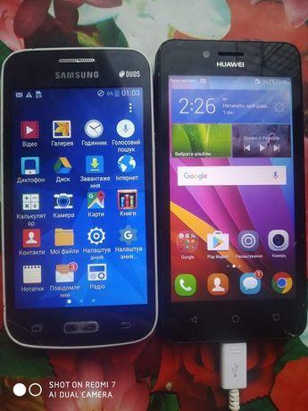 Samsung і хуавей
