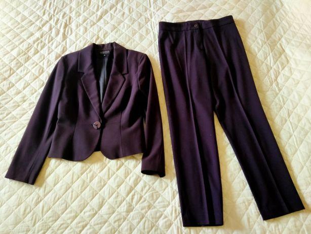 garsonka BIALCON marynarka + spodnie