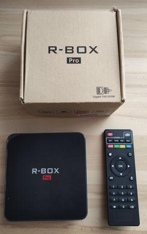 Tv box R-Box Pro 3/16 Amlogic s912 Android 9 Xioami mi box S