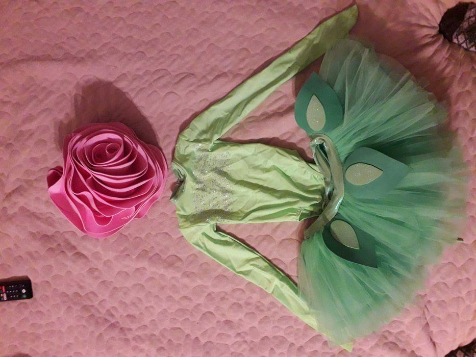"""Детский карнавальный костюм """"цветок роза"""" Одесса - изображение 1"""