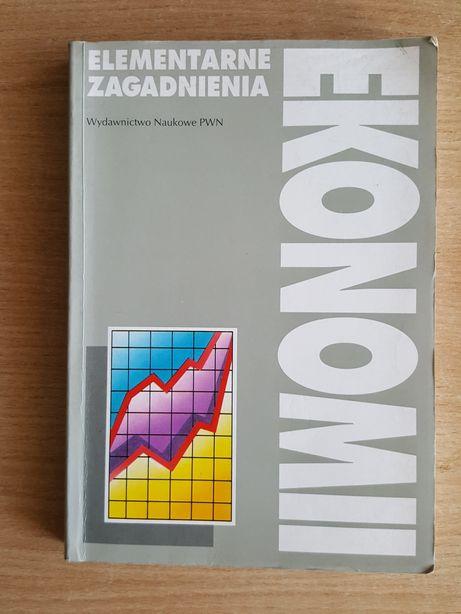 """PODRĘCZNIK """"Elementarne zagadnienia ekonomii"""" Roman Milewski, książka"""