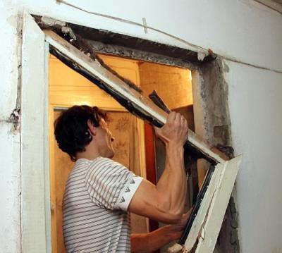 Демонтаж межкомнатных дверей в городе Харьков и области