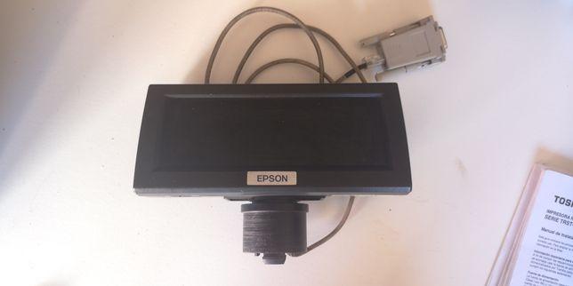Mostrador de Preços Epson M58DB