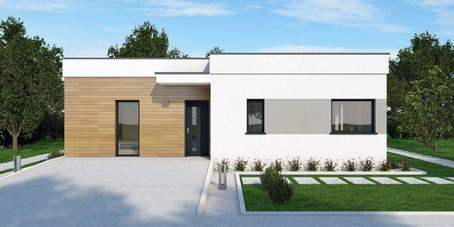 Nowe osiedle domów parterowych