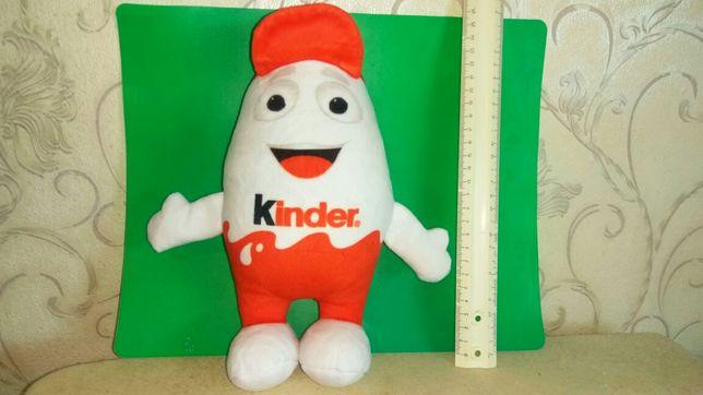 Мягкая игрушка от Kinder