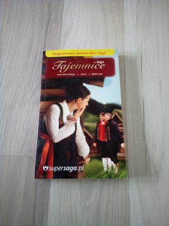 Saga Tajemnice Anne Marie Meyer