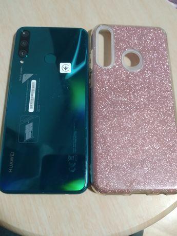 Huawei Y6P + folia ochronna