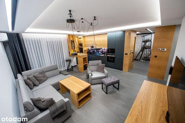 Apartament z ogródkiem 95,41m2 w pełni urządzony