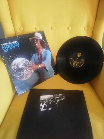 Płyta Vinyl Winyl JOHNNY GUITAR WATSON giant UK DJM Records 1978 LP