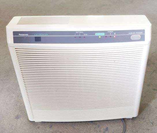 Panasonic F-P02CX - oczyszczacz powietrza - JAPAN