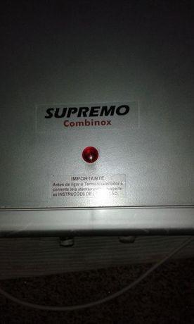 Máquina Ariston e Termo-acumulador